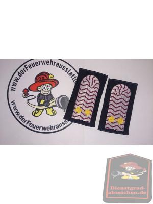 """07 Brandmeister/in """"Thüringen"""" Aufschiebeschlaufen"""