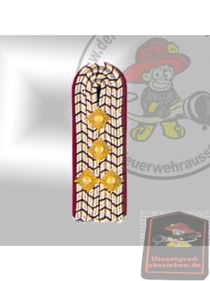 """Hauptbrandmeister/in """"Thüringen"""" Schulterstück"""