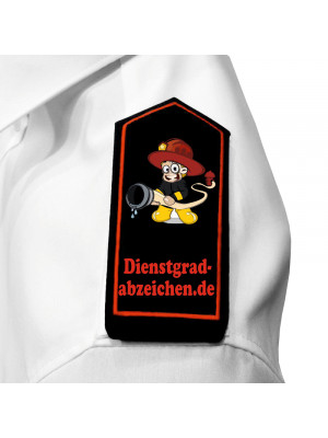 05 Aufschiebeschlaufen Mecklenburg-Vorpommern Hauptfeuerwehrmann